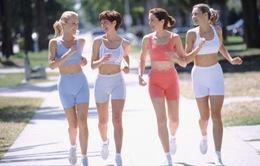 Chỉ 20 phút đi bộ đủ để giảm căng thẳng