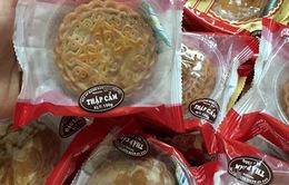 Cẩn trọng khi mua bánh Trung thu thanh lý qua mạng xã hội