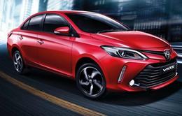 10 mẫu xe bán chạy nhất tháng 2/2017: Toyota Vios chưa có đối thủ