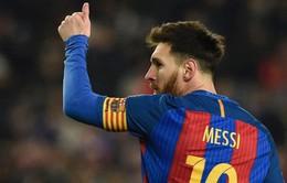 Gia hạn hợp đồng với Messi không phải ưu tiên hàng đầu của Barcelona
