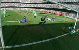 Barcelona mất oan bàn thắng, HLV Enrique muốn La Liga học tập Ngoại hạng Anh