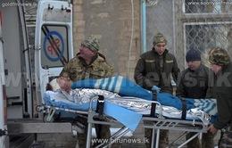 Xung đột căng thẳng tại miền Đông Ukraine, 21 người thiệt mạng