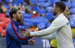 Siêu kinh điển Real Madrid - Barcelona sẽ được tổ chức tại Mỹ?