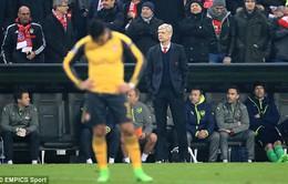 HLV Wenger: Thật khó để lý giải vì sao Arsenal sụp đổ