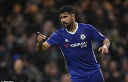 """Chưa rời Chelsea, Diego Costa đã được CLB Premier League """"dụ dỗ"""""""