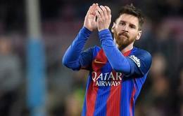 Các CĐV Barcelona đã có thể yên tâm về Messi