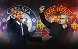 Lịch trực tiếp bóng đá Ngoại hạng Anh vòng 11: Man Utd đối đầu Chelsea, Man City chạm trán Arsenal