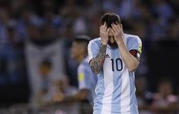 Sự trừng phạt của FIFA với Messi là một sự hổ thẹn