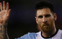 Chủ tịch LĐBĐ Argentina thề sẽ đòi lại công bằng cho Messi