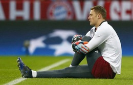 Bayern Munich mất mát lớn, Real Madrid mừng thầm