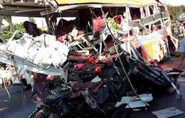 Vụ tai nạn thảm khốc tại Gia Lai: Xe tải lạng lách, đánh võng trước cú va chạm