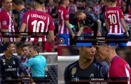 """Sốc với màn đấu khẩu """"giang hồ"""" của Ronaldo và Torres"""