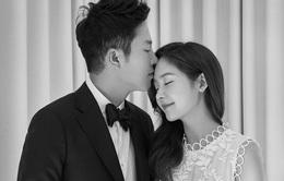 """""""Nữ hoàng tuyết"""" Sung Yuri bí mật lên xe hoa"""