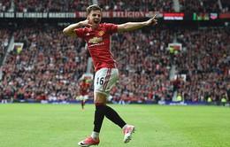 VIDEO Tài năng trẻ vô danh của Man Utd mở tỷ số, đi vào lịch sử CLB