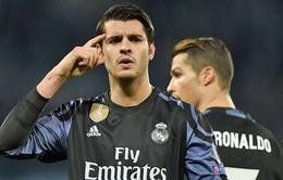 Morata đồng ý trở lại Serie A, Real hời to