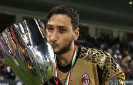 """Cạn tình với AC Milan, """"Buffon mới"""" Donnarumma sẽ đi đâu?"""