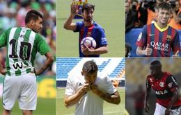 Ceballos và những cái tên từng tạo nên cuộc chiến chuyển nhượng Real – Barca