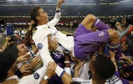 Đồng đội tại Real Madrid khẳng định về tương lai của Ronaldo