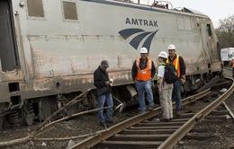 Mỹ: Hai xe lửa tông nhau tại Philadelphia, 4 người bị thương