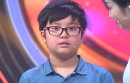 Cháu ơi, cháu à: Con trai Thảo Vân – Công Lý toát mồ hôi hột vì thử thách lắp xe đạp