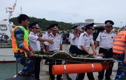 Cứu kịp thời ngư dân tại xã đảo Thổ Châu, Kiên Giang