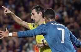 HLV Zidane: Án treo giò 5 trận của Ronaldo là một sai lầm
