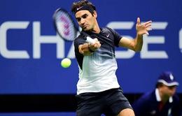 Vòng 1 Mỹ mở rộng 2017: Federer khởi đầu nhọc nhằn