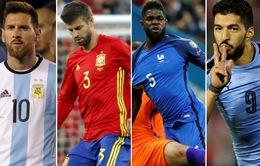 Barcelona mệt mỏi vì virus FIFA trước derby xứ Catalan