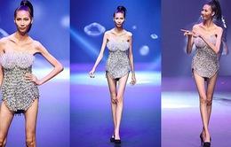 Từ người mẫu Cao Ngân, đâu là định nghĩa chuẩn mực của cái đẹp?