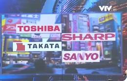 """Vì sao loạt """"tượng đài công nghệ"""" Nhật Bản có thể bị hạ gục?"""