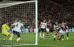 TRỰC TIẾP BÓNG ĐÁ Vòng 6 Ngoại hạng Anh: West-Ham 0-2 Tottenham