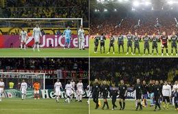 8 đội bóng Real Madrid chưa từng đánh bại trên sân khách tại Champions League