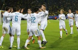 Real Madrid thi đấu cả tháng 10 mà không cần rời thành phố