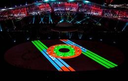 Bế mạc đại hội thể thao trong nhà và võ thuật châu Á AIMAG 2017