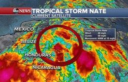 Bão nhiệt đới Nate đổ bộ vào Trung Mỹ, hàng chục người chết và mất tích
