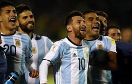 Messi là cầu thủ duy nhất ghi bàn cho ĐT Argentina trong gần 1 năm