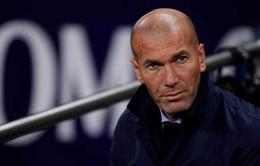 Real thua sốc liền 2 trận, HLV Zidane không gọi đó là khủng hoảng