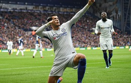 Vòng 12 Ngoại hạng Anh: West Brom 0-4 Chelsea, Leicester City 0-2 Man City, Liverpool 3-0 Southampton