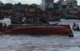 Chưa xác định được số người trên tàu chìm ở Bạc Liêu