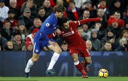 Liverpool 1-1 Chelsea: Chia điểm kịch tính!