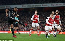 VIDEO: Tổng hợp diễn biến Arsenal 1-3 Man Utd