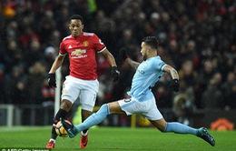 VIDEO: Tổng hợp trận đấu Man Utd 1-2 Man City