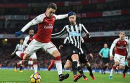 VIDEO: Tổng hợp diễn biến Arsenal 1-0 Newcastle