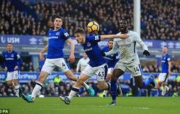 VIDEO: Tổng hợp diễn biến Everton 0-0 Chelsea
