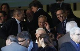 Real thua muối mặt tại Bernabeu, Chủ tịch Perez xuống phòng thay đồ thăm Zidane