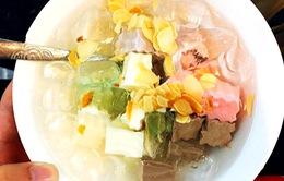 Những món ăn vặt mát lành, giải nhiệt mùa hè Hà Nội