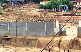 7 người mất tích do lũ ống, lũ quét ở Mù Cang Chải, Yên Bái