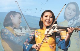 Nghệ sĩ violin Hàn Quốc và tình yêu mãnh liệt với Việt Nam