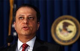 Công tố viên New York bị Tổng thống Trump sa thải