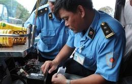 Hà Nội thu hồi hơn 480 phù hiệu xe kinh doanh vận tải